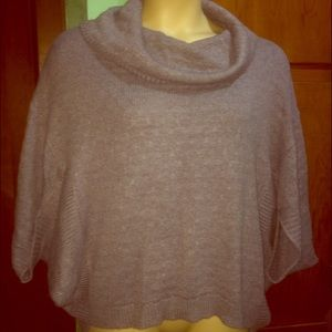 The Limited  Poncho Style Sweater
